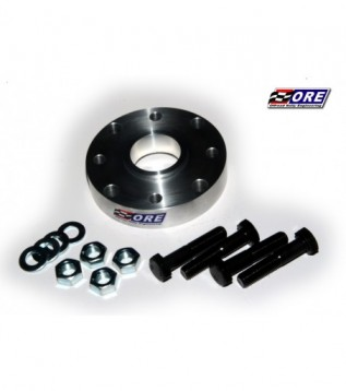 Spacer for drive shaft
