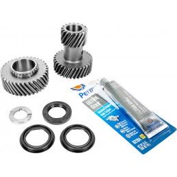 Low range tansfer gears 3:1...