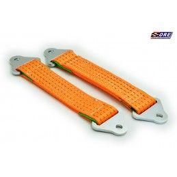 Stroke limiting straps 35cm