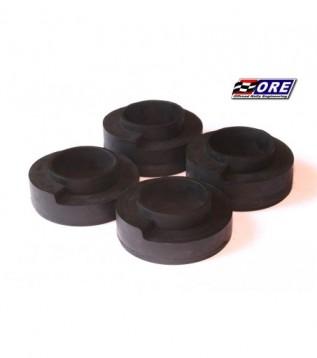 Podkładki gumowe sprężyn