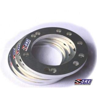 Wheel spacers 5mm alloy