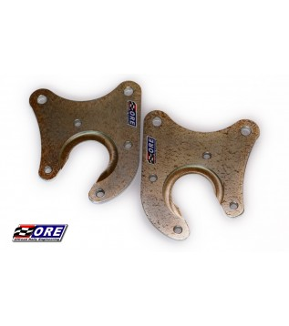 Brake caliper mountings...